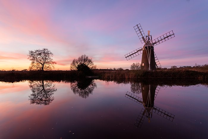 Norfolk Landscape Photographer Chris Herring Contact Page