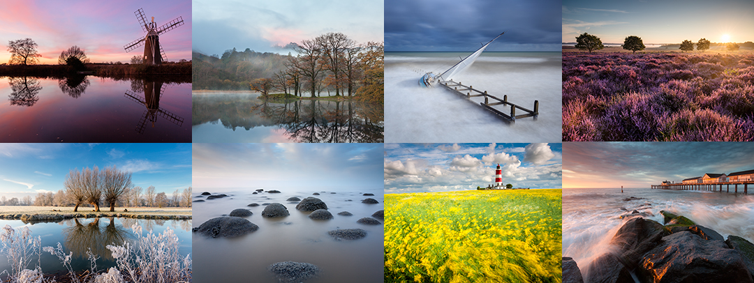 lANDSCAPE PHOTOGRAPHY wORKSHOPS nORFOLK