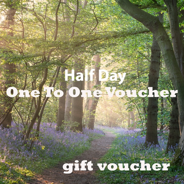Half Day Photography Workshop Gift Voucher