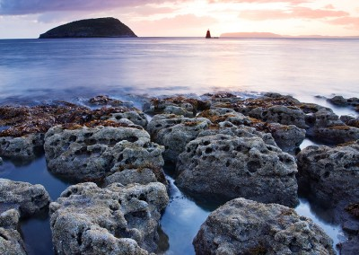 Penmon Point at Dawn