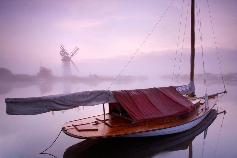 Norfolk Broads Landscape Photography Workshop