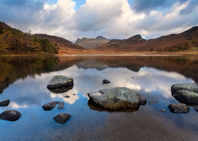 Blea Tarn on a calm morning