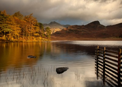 Blea Tarn at First Light