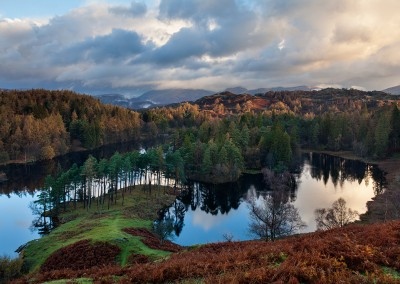 Tarn Hows at first light