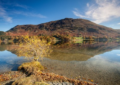 Ullswater on a fine Autumnal day