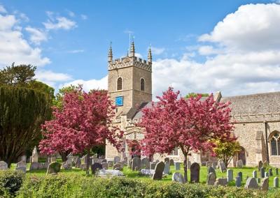 Spring in Suffolk