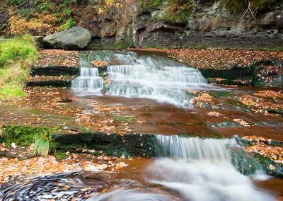 Black Clough Falls
