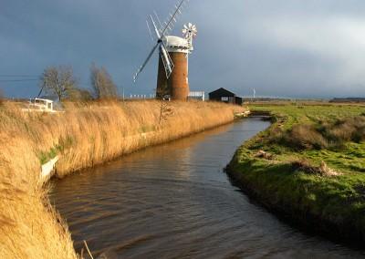 Horsey Windmill & Staithe