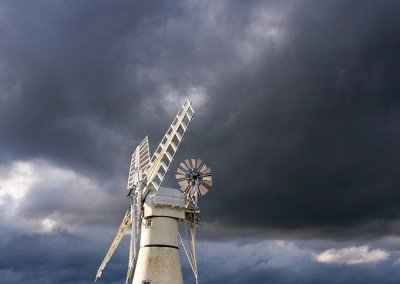 Thurne Drainage Mill