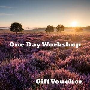 One Day Photography Workshop Gift Voucher
