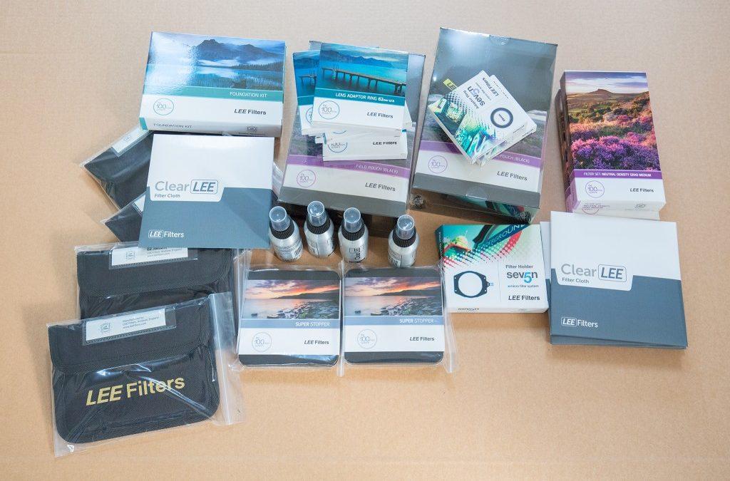 New Lee Filters For Workshops